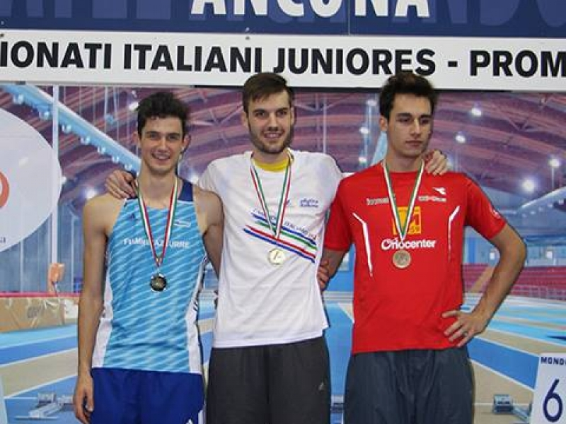 Stagione Indoor 2018